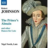 Prince's Almain & Other Dances for Lute