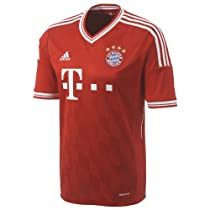 adidas Bayern Munich 2013/2014 Home Jersey