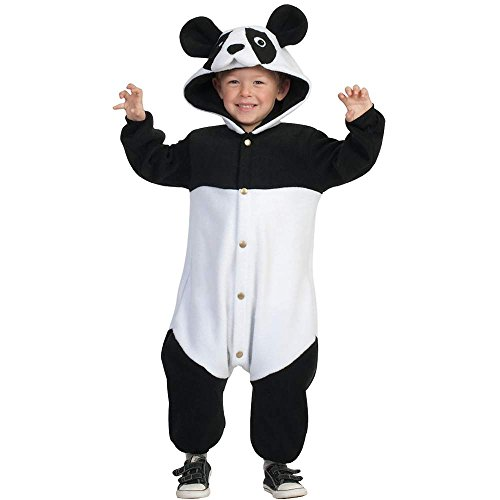 Parker the Panda Bear Funsie Toddler Costume - 3T-4T