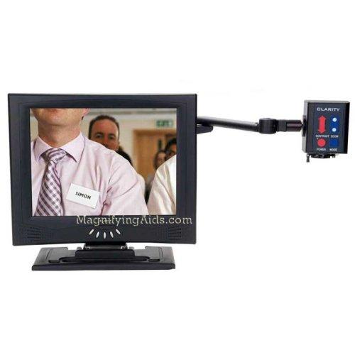 Clarity DeskMate 19 Inch Color Portable Video Magnifier