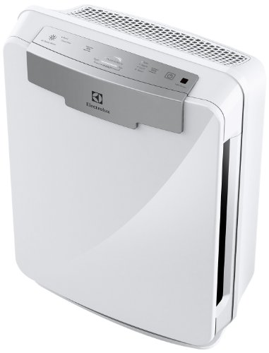 Electrolux PureOxygen Allergy 300 HEPA 4-Stage Filtration Air Cleaner / Air Purifier, White