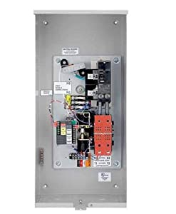 Siemens SL200R SL Type 200-Amp Generator Outdoor Transfer Switch