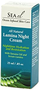 Lamina Night Cream Sea El 25 ml Cream