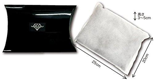 岩塩の枕 太古のミネラルで作られた自然素材の塩まくら