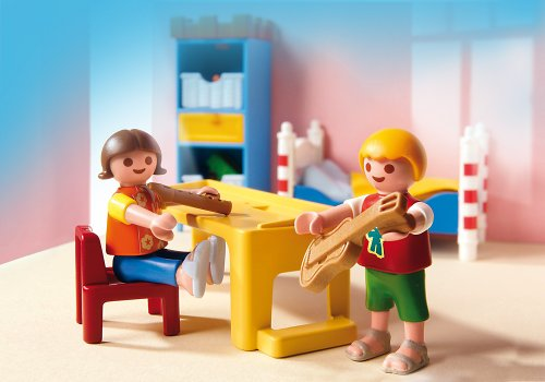 Playmobil Boy And Girl Room Import It All