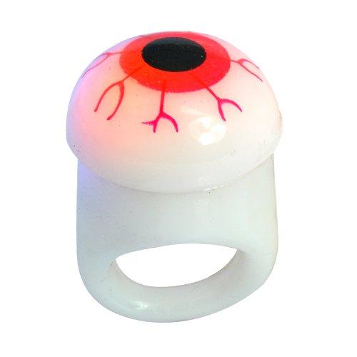Halloween Led Eyeball Ring (Red)