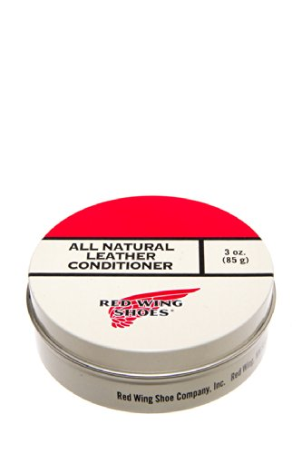 Red Wing Unisex 97104 All Natural Leather Conditioner