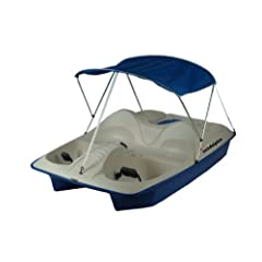 Buy KL Industries Deluxe Pedal Boat Canopy by Sun Dolphin