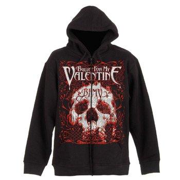 Bullet For My Valentine - Elegant Scream Hoodie Mens Hoodie In Black, Size: Small, Color: Black