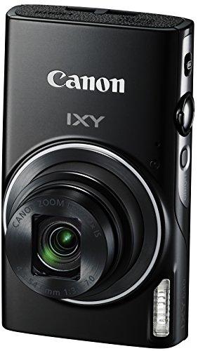 Canon デジタルカメラ IXY 640 ブラック 光学12倍ズーム IXY640(BK)
