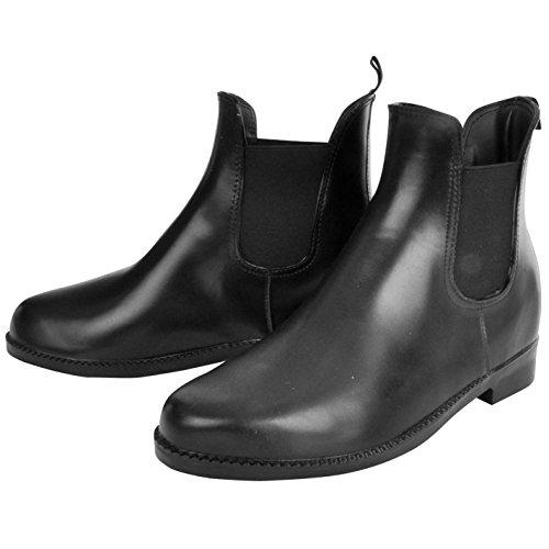 Requisite Starter Stivaletti da equitazione da donna nero Equestrian Scarpe, nero