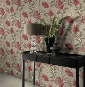 Gran Deco Elise Wallpaper - Duck Egg by New A-Brend