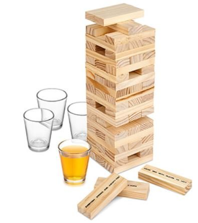 how to play drinking jenga