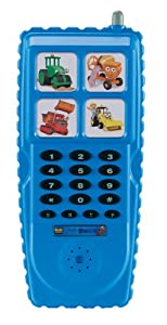 Bob the Builder Picture Phone