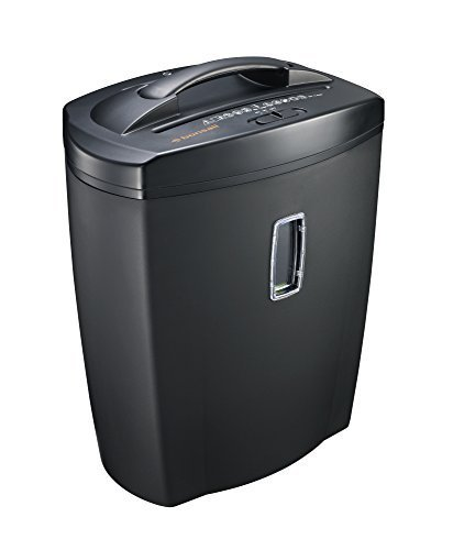 Bonsaii DocShred C156-D 12-Sheet Cross-Cut Shredder with 5.5 Gallon Wastebasket Capacity and Window (Paper Shredder 12 Sheet compare prices)