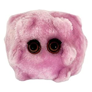 Mono (Kissing Disease) Giant Microbe Plush