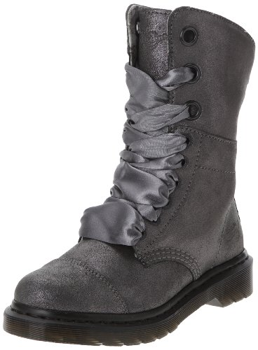 Aimilie 39 Uk Boots Martens Dr Gris Femme pewter 6 Eu OwY5nqaxg