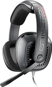 Plantronics GameCom 777 Gaming-Headset (mit offenem Kopfhörerdesign) und Surround-Sound