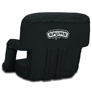 NBA San Antonio Spurs Ventura Portable Reclining Seat by Picnic Time