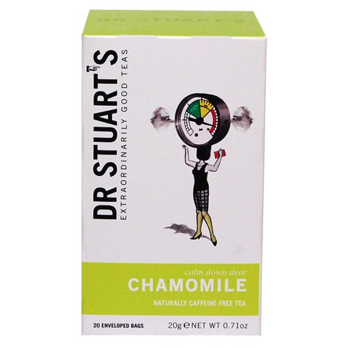 Dr Stuart's Chamomile Tea 15 bags