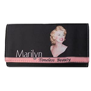 Hollywood Legend - Marilyn Monroe Classic Long Wallet