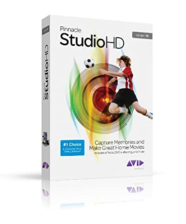 Pinnacle Studio HD v15 (PC)