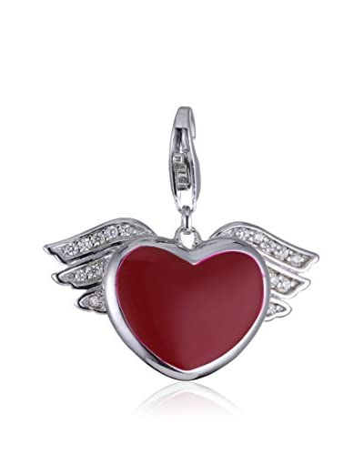 Esprit Silver Charm Esprit S925 Charm Hearty Angel Silver