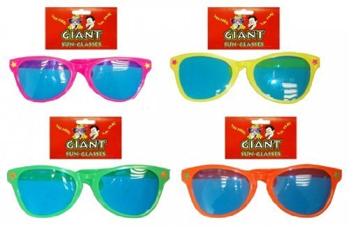 2-pair-of-giant-assorted-colour-plastic-sunglasses-fancy-dress