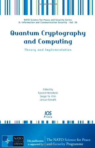 Quantum Cryptography and Computing: Theory and Implementation