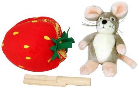 Little Mouse Plush (Child'S Play Library)