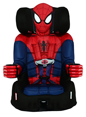 KidsEmbrace Friendship Combination Booster Car Seat, Ultimate Spiderman