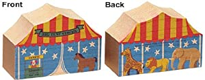 NameTrain Circus Tent - Made in USA