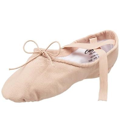 Capezio Women's Cobra Ballet Shoe,Nude,8 M US