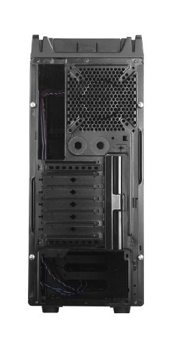 Silverstone SST-PS05B USB 3.0 Precision Series PC Tower - Black