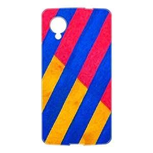 a AND b Designer Printed Mobile Back Cover / Back Case For LG Google Nexus 5 (NEXUS_5_3D_877)