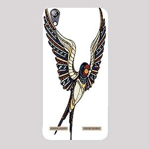 Back cover for Lenovo A6000 Plus Egyptian Bird
