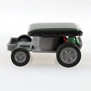 Mini Solar Car - Solar Powered Educational Toy
