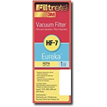 Filtrete Eureka HF-7 HEPA Filter, 1 Filter Per Pack