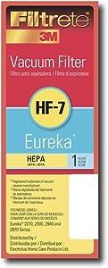 Filtrete Eureka HF-7 HEPA Filter, 1 Filter Per Pack