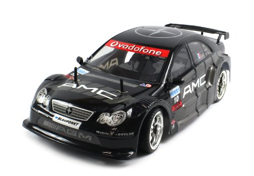 Today Sale Mercedes-Benz CLK AMG Electric RC Car 1:10 CT Speed Racing 10+MPH RTR (Colors May Vary)