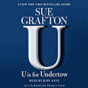 U Is for Undertow: A Kinsey Millhone Mystery | Sue Grafton