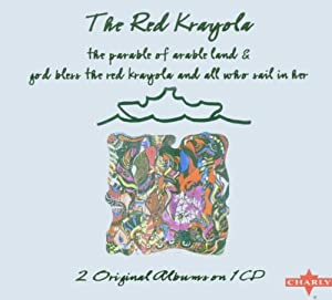 The Parable Of Arable Land / God Bless The Red Krayola & All Who Sail With It