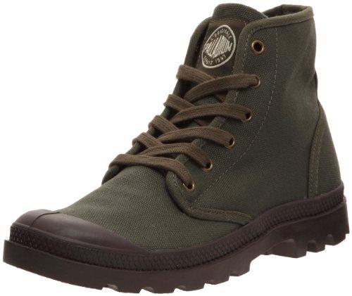 Palladium Men's Us Pampa High H Fashion Sneaker Olive UK 9