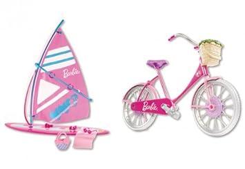 Planche à voile Barbie BDF34