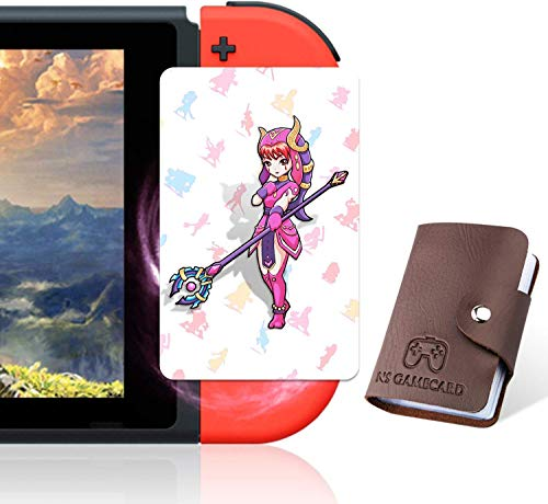 {PD} NFC Tag Game Cards for The Legend of Zelda Breath of The Wild Switch/Wii U- 23pcs Cards with Holder [Personal Computers] [+Peso($61.00 c/100gr)] (US.AZ.14.81-0-B07WCT6FFG.18)