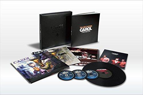 CAROL DELUXE EDITION(完全生産限定盤)(DVD付) - TM NETWORK