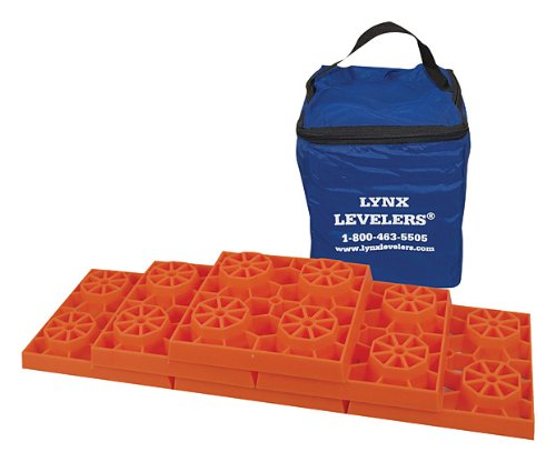 Tri-Lynx 00015 Lynx Levelers, (Pack of 10) (Camper Support Jacks compare prices)