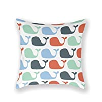 """Yecz Custom Zippered Pillow Cushion Case Throw Pillow Covers 18""""x18"""" by buoluo"""