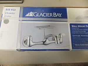 Glacier Bay Wall Mount Faucet Bar Sink Faucets