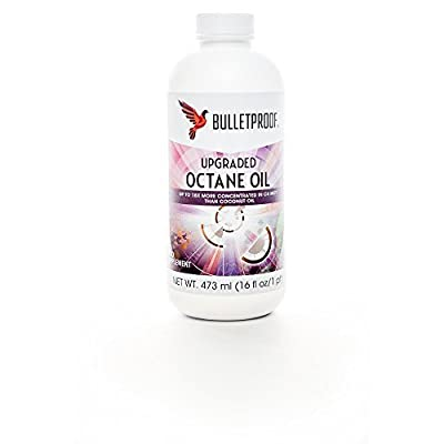 Bulletproof® Upgraded Brain Octane Oil (16oz) from Bulletproof Nutrition, Inc.